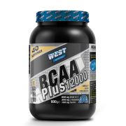 West Nutrition BCAA Plus 12000 - 600 gr 40 Servis Ananas Aromalı