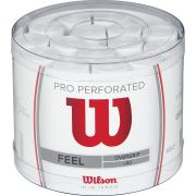 Wilson Overgrip Pro Perforated 60'lı Bucket Grip (WRZ4008WH)