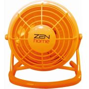 Zen Home Mini USB Fan Turuncu HY-816